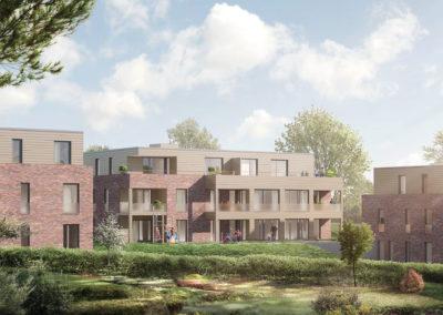 Wohnungsanlage | Jesteburg
