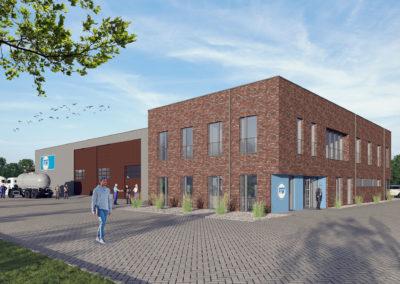 Produktions- und Lagerhalle mit Verwaltung   Hollenstedt