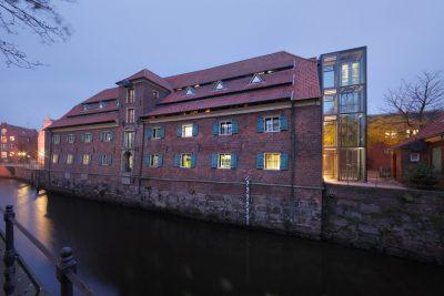 Schwedenspeicher Museum