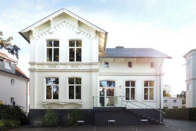 Restaurierung und Umbau Villa 7