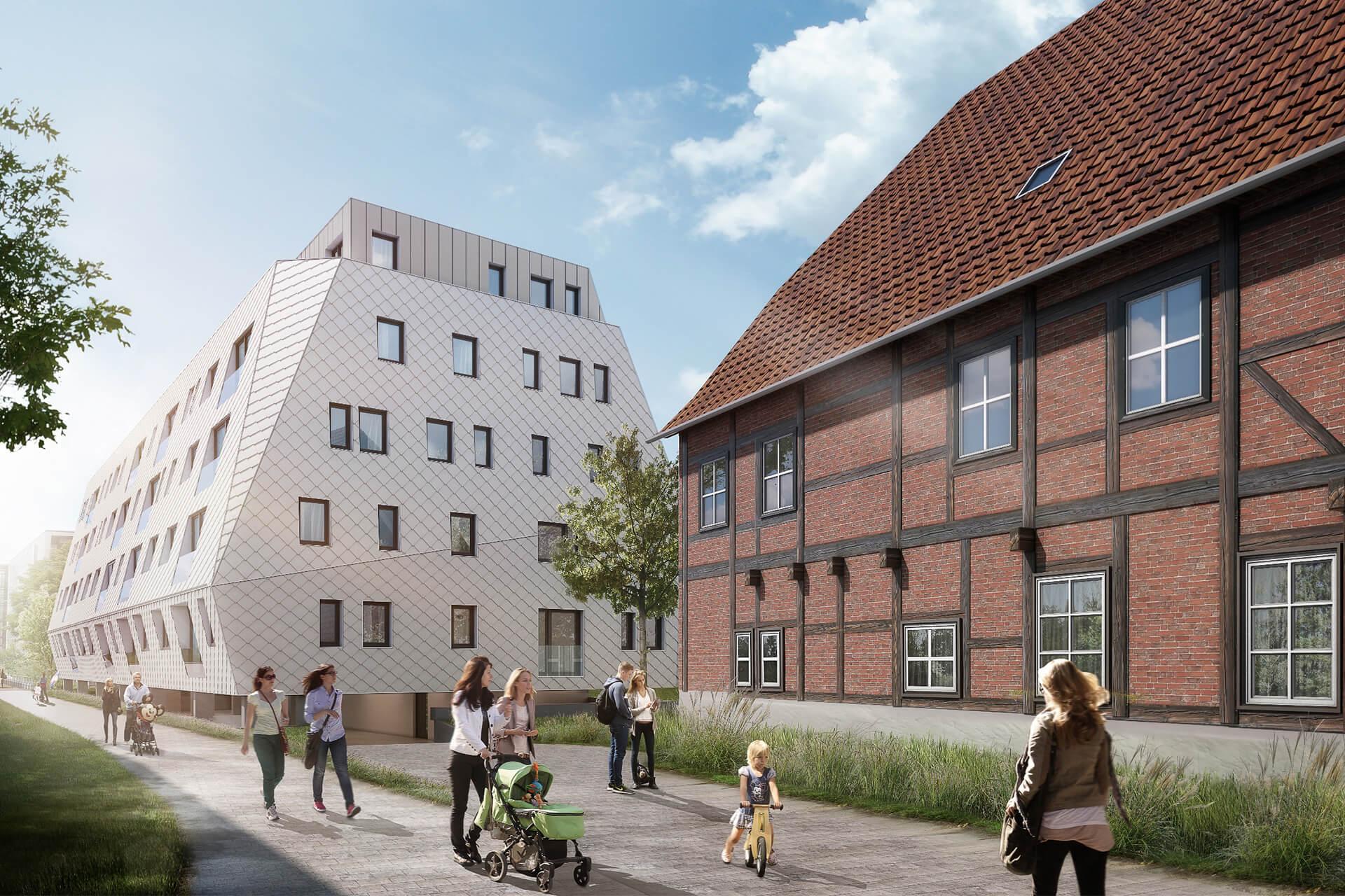 Mehrfamilienhaus | Hamburg